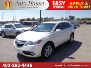 2015 ACURA RDX TECH PKG NAVIGATION BACKUP CAMERA