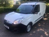 Vauxhall Combo 1.2 Diesel Van 2013 98,000 Miles