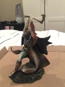 Death Dealer Figurine statue Frank Frazetta