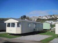 Cheap starter static caravan on premium coastal park with direct sandy beach access! South Devon.