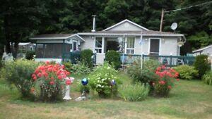 Maison à vendre à Beau-Rivage 73,000.00 très négo