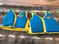 Swim vests