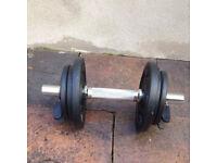 10kg Dumbbelles Set