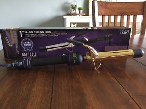 BRAND NEW Hot Tools Professional  1 inch curling iron