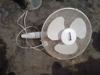 12 inch pedestal fan