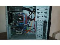 PC Desktop x250 3GH, 6GB RAM , 320HDD, HD4350, 600WAT PSU, COOLERMASTER