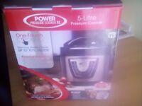 Pressure pro cooker xl, brand new