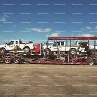 Dependable Auto Transport to and from London Ontario