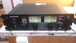 Pyramid PA-800X  Amp