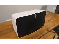 SONOS PLAY:5 wireless speaker / White