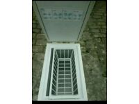 SLIM LINE CHEST FREEZER IMMACULATE CONDITION