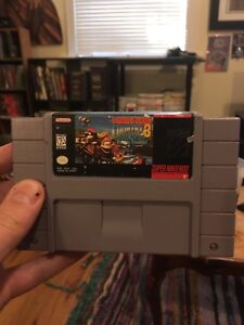 (sold) Donkey kong country 3 Super Nintendo