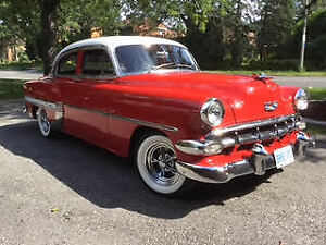 1954 Chevrolet Belair, modified