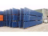 job lot redirack pallet racking AS NEW( storage , shelving )(1000 bays availabe)