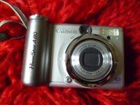 Canon Powershot A80