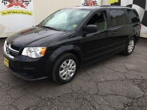 2014 Dodge Grand Caravan SXT, Automatic, Stow N Go Seating, Rear