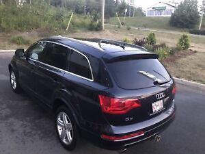 Audi Q7 2009, S line, 4.2L 7 seats