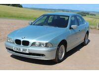 BMW 525 525i e39 1 year MOT 93000 miles 5 series