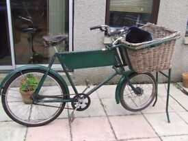 PASHLEY DELIVERY WORK BICYCLE
