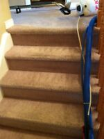 Carpet Steam & Shampoo Cleaning - Multiple locations