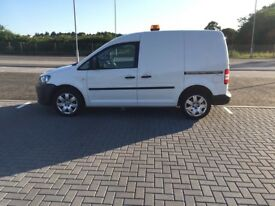 Vw caddy van fresh mot . In very good condition