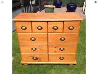 Wanted in any condition pine drawers