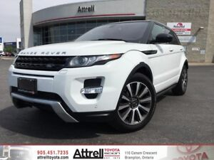 2014 Land Rover Range Rover Evoque. Smart Key, Navigation, Panor