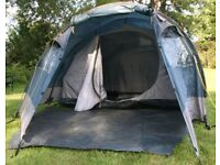 Blacks 4 Person Calder Tunnel Tent [ it is ... spacious ]
