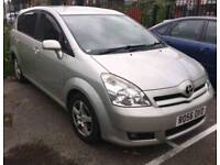TOYOTA COROLLA VERSO MPV SPECIAL EDS 2.2 D-4D TR 5DR!!!