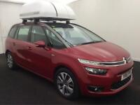2016 (16) CITROEN C4 PICASSO 1.6 GRAND BLUEHDI EXCLUSIVE 5DR Automatic