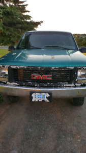 96 gmc sierra 1500 single cab need gone!
