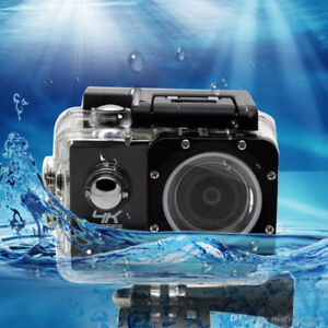 "4K@30fps Action camera ""GoPro style"" with waterproof housing..."
