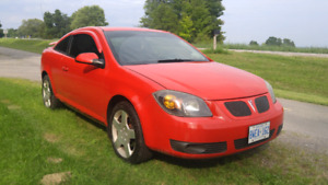 2008 Pontiac G5 AS IS. New tires and brakes installed.