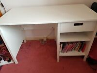 Desk and adjustable chair - great for kids bedroom or office furniture