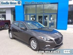 2016 Mazda Mazda3 GS  - Low Mileage