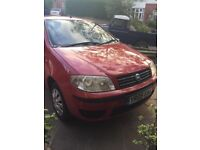 Fiat Punto - Kept clean and tidy