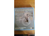 Kensington Ultra Laptop/tablet security lock £15ono