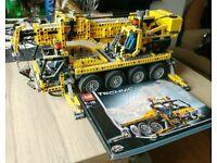 LEGO Technic 8421 Mobile Crane