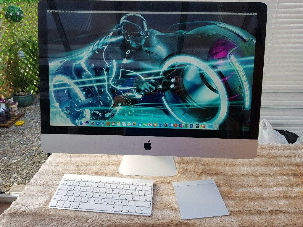 iMac 27 Quad i532gb Ram240 Gb SSD Swap for a Top End Gaming pc/Laptopin York, North YorkshireGumtree - Sell or swap for a Top End Gaming pc/Laptop In great condition Fast Apple iMac 27 inch intel Quad Core i5 Turbo Boost 3.7 GHz 32gb Ram 240 Gb Fast SSD Superdrive New install of Sierra Logic Pro X Microsoft Office Final Cut Pro Apple wireless keyboard...