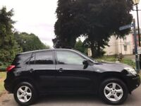 TOYOTA RAV4, 57 REG, 79K GENUINE MILES, FSH, HPI CLEAR, 1 YEAR MOT, DRIVES MINT, DELIVERY AVAILABLE