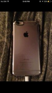 iPhone 6, 64gb -Great condition