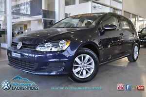 2016 Volkswagen Golf Trendline *GR ELEC*BLUETOOTH*APP CONNECT*CA