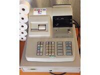 Cash Register and till rolls