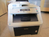 Brother DCP-9010CN Laser Printer (good condition)