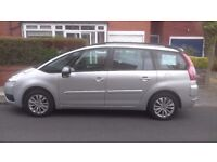 Citroën c4 grande piccasso. 7 seats very good condition.below average milage.10 months mot