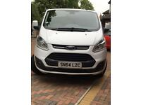 2014/64 FORD TRANSIT CUSTOM LIMITED 2.2 TDCI 125 PS