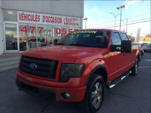2010 Ford F-150 FX4, OFF ROAD, MARCHE-PIEDS