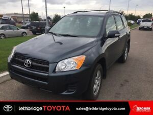 Certified 2012 Toyota RAV4 4WD - LOW KM! GREAT FOR WINTER!