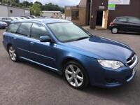5707 Subaru Legacy 2.0 R Estate Blue 89225mls MOT 12m