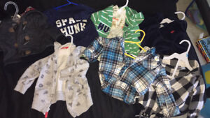 Selling my baby stuff due to moving